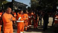 Informe. El BPS concluyó que la mayoría de los accidentados son hombres Foto: Francisco Flores