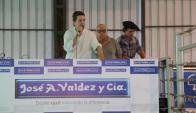 En Tacuarembó, remató Escritorio José Valdez y Cía. Foto: Vicky Michoelsson Figarola