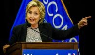 Hillary Clinton. Foto: EFE.