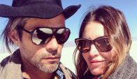 Matías Camisani y Dolores Barreiro (Foto: Instagram)