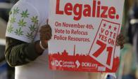 Un referendum realizado en el Distrito de Columbia la aprobó por un 65%. Foto: Reuters.