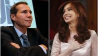 Alberto Nisman - Cristina Fernández de Kirchner.