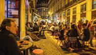 En Lisboa hay cada vez más opciones para almorzar y cenar.