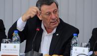 Canciller Rodolfo Nin Novoa. Foto: Presidencia