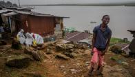 Daniel Berehulak, ganó la mejor fotografía por su cobertura del ébola. Foto: pulitzer.org