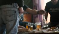 Los hombres consumen más marihuana que las mujeres. Foto: AFP