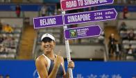 Singapur las espera