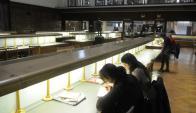 7,911 fueron las personas que visitaron la Biblioteca en 2014.