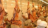 Carne: Australia es uno de los principales exportadores. Foto: Archivo El País