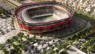 Qatar apunta al Mundial 2022.