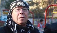 El artista chileno Pedro Lemebel murió ayer con 62 años, víctima de cáncer de laringe.