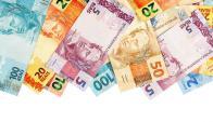 Real. Su depreciación frente al dólar preocupa a los exportadores uruguayos. Foto: Google Images.