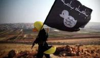 """El """"pato de goma yihadista"""", una burla de Anonymous al Estado Islámico."""