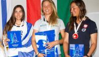Uruguaya. Dolores Moreira es la nueva vicecampeona del Mundial Juvenil de Kingston