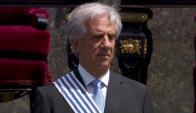 Tabaré Vázquez. Foto: Captura de pantalla