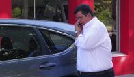 Jorge Barrera, abogado de la familia de Lola Luna Chomnalez. Foto: Eduardo González