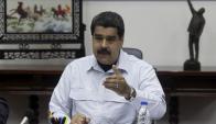 Nicolás Maduro, presidente de Colombia. Foto: Reuters
