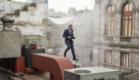 El nuevo 007 promete acción, espectáculo y sorpresas en su desarrollo anecdótico.