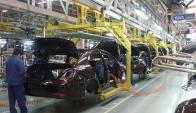 Producción. Geely está desarrollando sus primeros vehículos de conducción automatizada y una app que brindará un servicio como Uber. (Foto: Google Images)