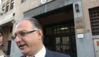 Juan Carlos Bengoa, exdirector de Casinos Municipales. Foto: Archivo de El País