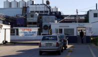 La planta de Ecolat estaba en una situación extraña desde la pasada.  Foto: R. Figueredo