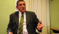 Pedro Steffano, presidente de AEBU. Foto: Marcelo Bonjour