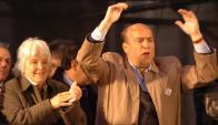 Candidatos: Plenario del FA los proclama el 21 de enero. Foto: Archivo