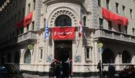 Sede de Scotiabank. Foto: Archivo El País