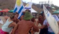 Selección uruguaya de surf