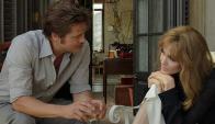 En la vida real y también en la ficción, Pitt y Jolie son un matrimonio.