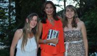 Eleonora Campiotti, Mariana Arias, Eugenia Cobanera.