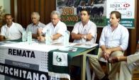 Remata Urchitano, con HSBC, en Fray Marcos, Florida. Foto: Archivo El País