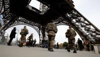 Hollande dijo que los ataques fueron planificados en el exterior. Foto: AFP.