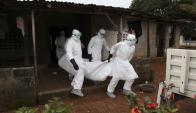 Los países de África occidental fueron los más afectados por el ébola. Foto: EFE.