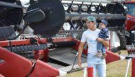 La innovación en maquinaria sorprendió a los asistentes. Foto: Daniel Rojas