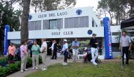 """En el Lago. Se disputará el torneo """"Roberto de Vicenzo"""". Foto: Ricardo Figueredo"""