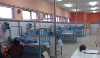 Una tercera parte de los licenciados en Enfermería renunció. Foto: L. Carreño.