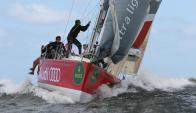 """El """"Audi Memo Memulini"""" compitió junto a otras 60 embarcaciones de Argentina, Brasil, Gran Bretaña y Uruguay, divididas en las Fórmulas ORC Internacional, ORC Club e IRC."""