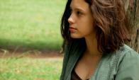 La foto de la adolescente desaparecida copó redes sociales y portales. Foto: R.Figueredo.