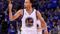 Stephen Curry. Foto: EFE