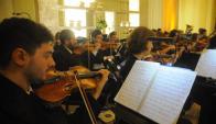 """La orquesta asume nuevos retos: hará música de la película """"Nosferatu""""."""
