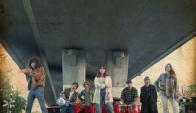 DInamita & la Swing Factory cantarán en la Vaz Ferriera