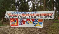 Los escindidos de la UJC no son aceptados por el Frente Amplio.