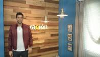 Jorge Bava estuvo en el rincón de Ovación TV