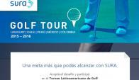 El 17 de octubre se realizará el torneo de Golf en La Tahona.