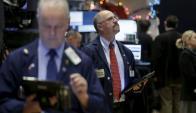 Operadores de Wall Street. Foto: Reuters
