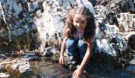 En Lambaré la estancia de Tacuarembó, disfrutando de las cañadas