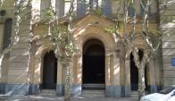 La reconstrucción y restauración de la Catedral estuvo a cargo de Dieste. Foto: V.Rodríguez.