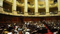 Diputados. El miércoles 1° de julio votará el proyecto de ley para impuesto en sector agropecuario Foto: Marcelo Bonjour
