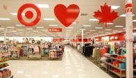 Target. La cadena estadounidense había invertido unos US$ 3.000 millones para desembarcar en Canadá un par de años atrás. Foto: Google Images.